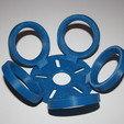 Download free 3D printer files Recycling, JJB