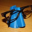 1_010.JPG Download STL file Porte-lunette • 3D printer object, JJB