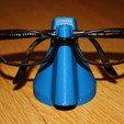 1_009.JPG Download STL file Porte-lunette • 3D printer object, JJB