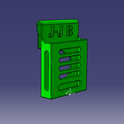 Download 3D printer designs Running support such as, JJB