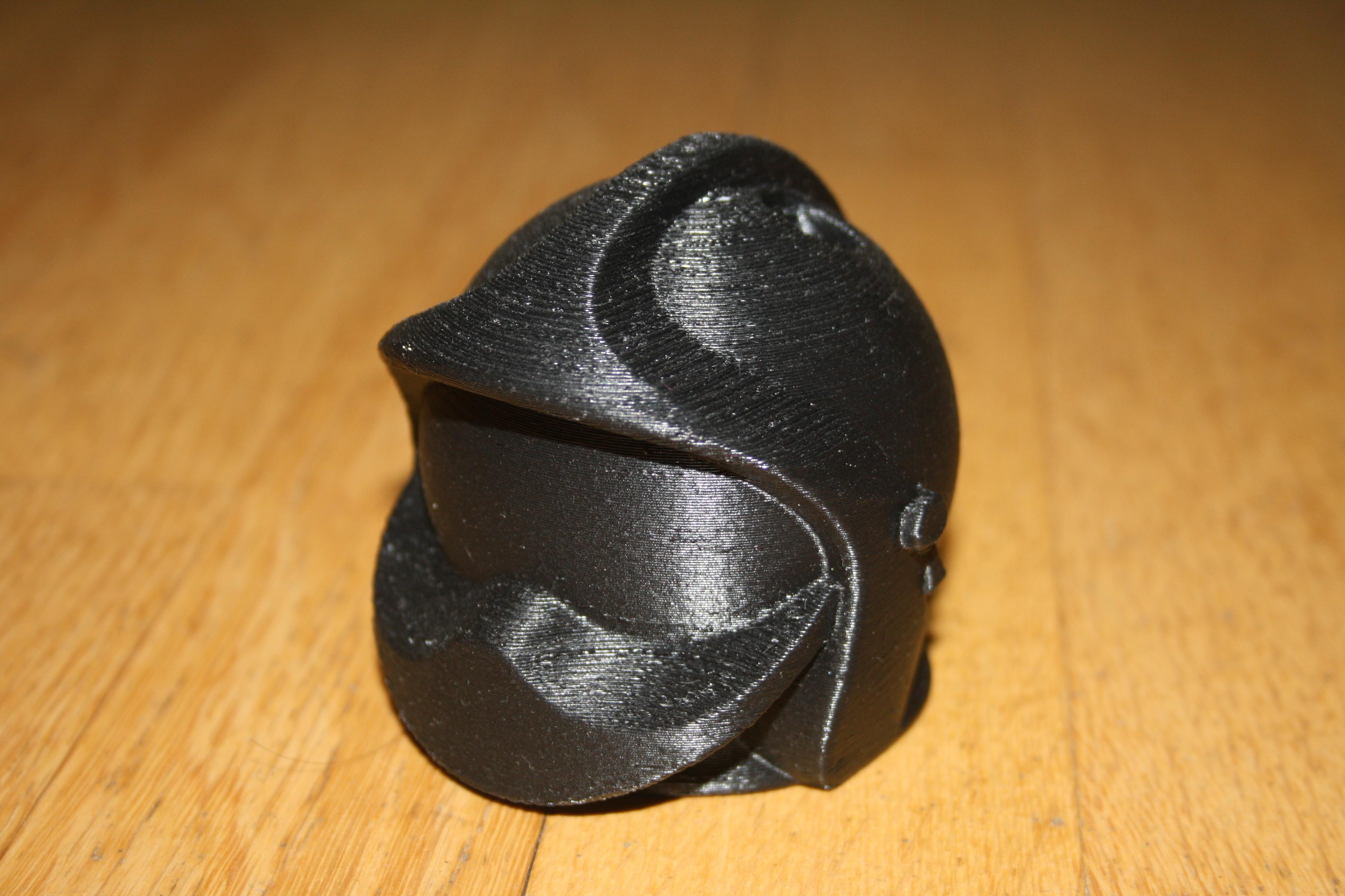 IMG_0080.JPG Download STL file Firefighter helmet SPF1 • 3D print model, JJB