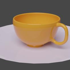 Tasa 1.png Download STL file Orange fee • 3D print model, odisse