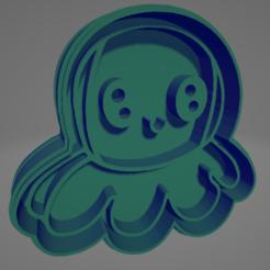 dos.PNG Télécharger fichier STL Coupe-poulpe • Objet imprimable en 3D, Rhemj