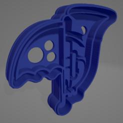 himym7.PNG Télécharger fichier STL comment j'ai rencontré ta mère Cookie Cutter HIMYM 03 • Modèle pour imprimante 3D, Rhemj
