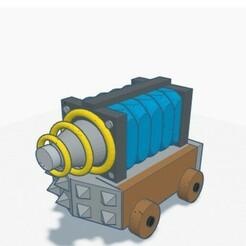 bandicam 2021-01-20 20-41-36-291.jpg Télécharger fichier STL gratuit Sparky • Plan imprimable en 3D, 21joseangel