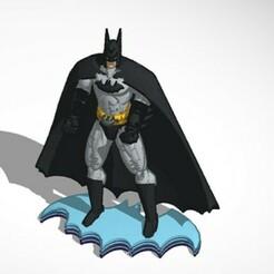 bandicam 2021-01-20 15-03-23-824.jpg Télécharger fichier STL Parce que je suis Batman • Objet pour impression 3D, 21joseangel
