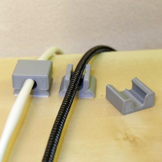 passe-cable-tamtam3d-vue-d-ensemble.jpg Télécharger fichier STL gratuit Passe-Câble pour Bureau Assis-Debout • Modèle pour imprimante 3D, TamTam3D