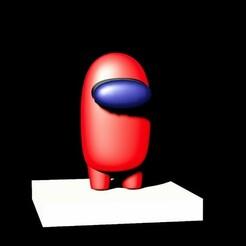 Screenshot_8.jpg Download STL file Among us Crew Member • 3D printing design, Victor846