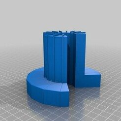 cray_1.jpg Télécharger fichier STL gratuit Cray-1 • Objet pour imprimante 3D, Krest
