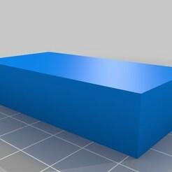 duplo-4x2x1.5.jpg Download free SCAD file parametric lego duplo • Object to 3D print, danielkschneider