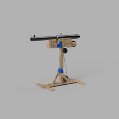 8e5dc3bf-abb9-4625-aede-69b41827bc67.PNG Download free STL file Shotgun Trap Rust • 3D print design, LosSimonos