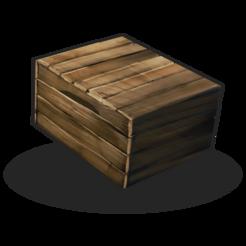box.wooden.png Télécharger fichier OBJ gratuit Rouille du stockage du bois • Objet pour impression 3D, LosSimonos