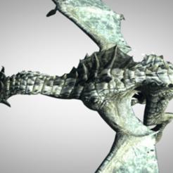 Green Dragon - RIGGED Photo 4.png Télécharger fichier STL Dragon vert - RIGGED • Plan à imprimer en 3D, Modelooze