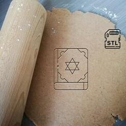 tora book_etsy.jpg Télécharger fichier STL Coupe-biscuits Tora Book • Modèle pour impression 3D, Cookiecutterstock