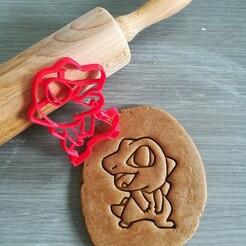 Chibi_mockup.jpg Download STL file Chibi Pokemon Cookie Cutter • 3D printing object, Cookiecutterstock