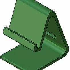 1.JPG Download STL file Smartphone Support • Template to 3D print, raulguevara