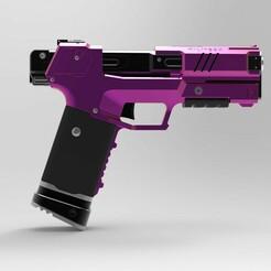 01.jpg Download STL file Militech M-76E Omaha • 3D print design, tommy250max