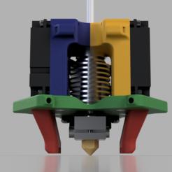 FrontLow.PNG Télécharger fichier STL gratuit FLSun QQ-S Iso-effector • Modèle pour impression 3D, gwatson