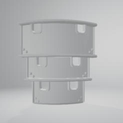 2021-01-09 (5).png Download free STL file armour plate 1:12 V1 • 3D printable template, CosmosProps