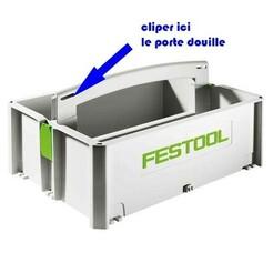 P166208.jpg Télécharger fichier STL gratuit porte douille de 17 sur caisse festool • Design à imprimer en 3D, posew