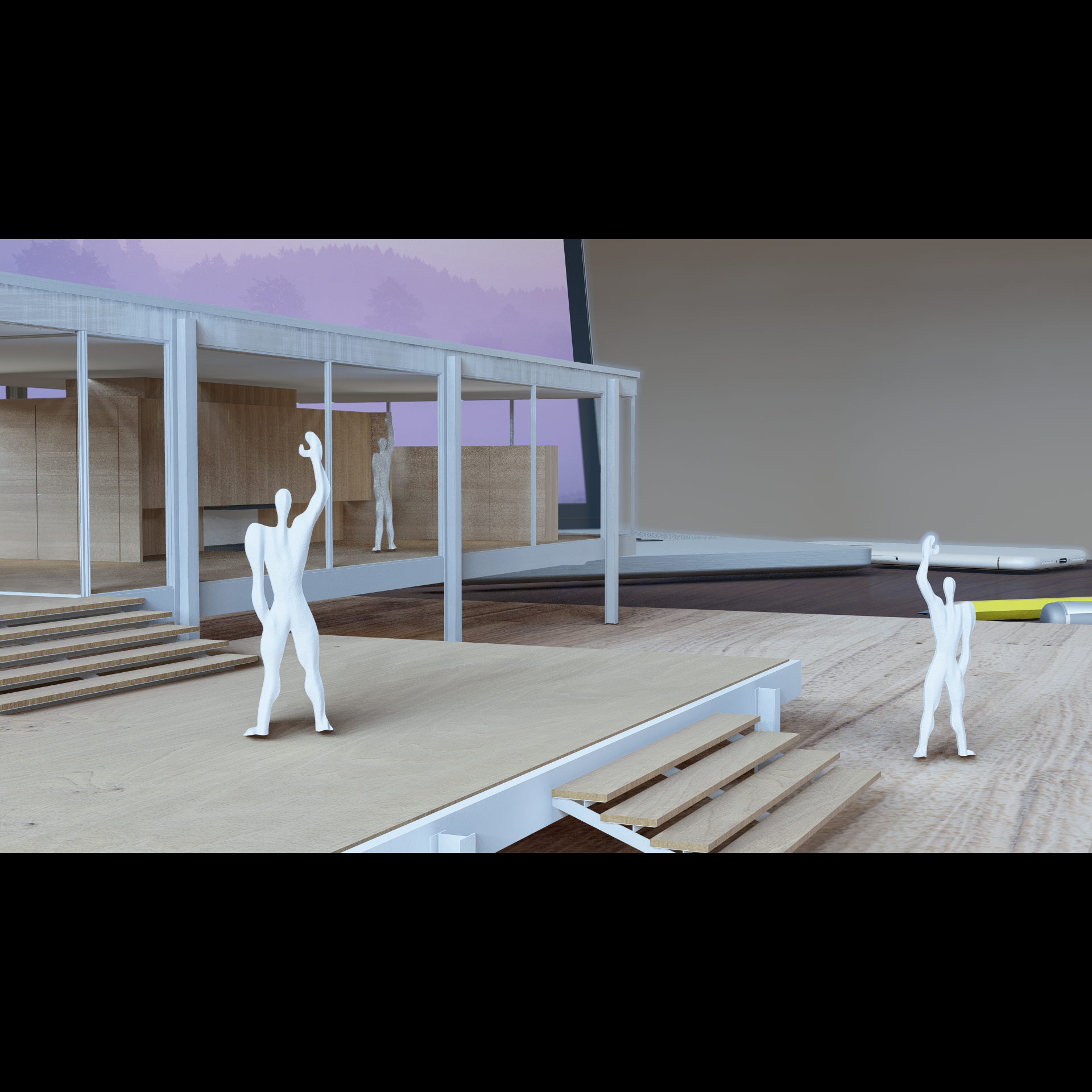 MODULOR 1.png Download STL file MODULOR HUMAN SCALE- HUMAN SCALE MODULOR • 3D printer template, jcorredor