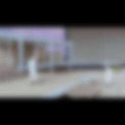 MODULOR.stl Download STL file MODULOR HUMAN SCALE- HUMAN SCALE MODULOR • 3D printer template, jcorredor