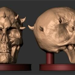 Maul_1.jpeg Download STL file Darth Maul • 3D print template, Fliperama