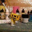 20210114_184148.jpg Download STL file UK Mercedes ambulance • 3D printable design, justinhanson87