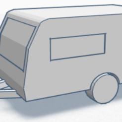 caravan.PNG Download STL file caravan • 3D printing template, justinhanson87