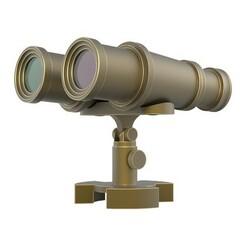 wyj.jpg Download free STL file Binoculares • 3D printable model, CrealityCloud