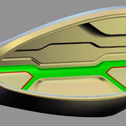2021-01-22_085027.png Download STL file Golf_1 • 3D printer object, fokkakuen