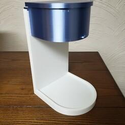 Sugar Dispenser (2).jpg Télécharger fichier STL Distributeur de sucre • Modèle pour imprimante 3D, jcawarner
