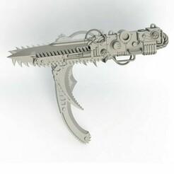 a2.jpg Download STL file Armor Bearer Melee Weapons • 3D printable model, frostdragonforge