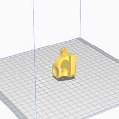 Tm mp7 speedplate.png Download STL file TM MP7 GBB mag speedplate • 3D printer object, Sub-O