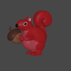 ardilla Cults.png Télécharger fichier STL Ecureuil très écureuil • Design à imprimer en 3D, ArdillaSpooky