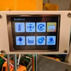 20201004_151838.jpg Télécharger fichier STL gratuit Dagoma MKS TFT32 Support d'écran • Objet à imprimer en 3D, Nonoose