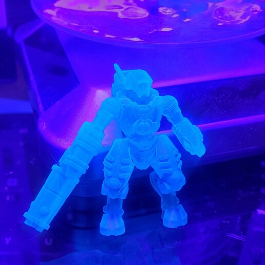 Download STL file SilverFish Battlesuit • 3D printing template, mace3