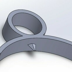 Orange Peeler.jpg Download STL file Better Orange Peeler • 3D printing design, NickLee