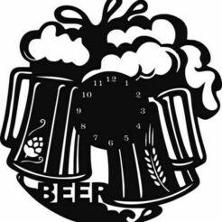 beer.jpg Download STL file beer • Template to 3D print, ustun3d
