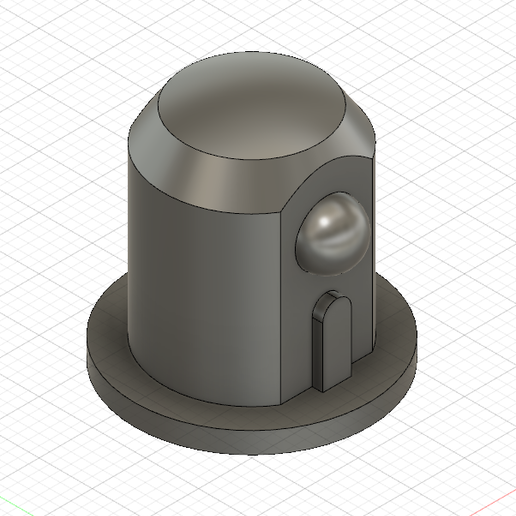 theragun.PNG Download STL file Theragun attachment  • Object to 3D print, jamesjdo