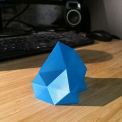 IMG_20200817_225714.jpg Télécharger fichier STL gratuit Vase de cristal d'icebergMode • Plan à imprimer en 3D, szymonvivi