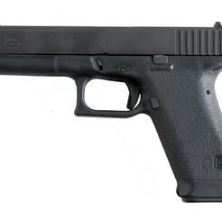 Glock_17.jpg Download 3MF file glock 17 real • 3D printer object, quocangamer