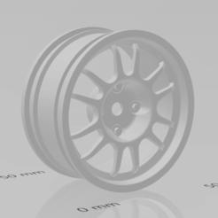 RIM_02_1.png Télécharger fichier STL gratuit RC Sport RIM Wheel 02 compatible Tamiya • Modèle pour imprimante 3D, mfactory33