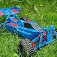Download free STL file Mk Ultra - 3D printable 1/10 4wd buggy • Object to 3D print, El1asF