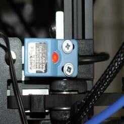 Y.jpg Télécharger fichier STL gratuit XY Support de capteur inductif, Ender 5 • Modèle pour impression 3D, McPaul