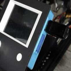 Picture.jpg Télécharger fichier STL gratuit Couverture arrière du MKS TFT28 d'Ender • Plan pour imprimante 3D, McPaul