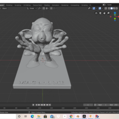 2021-01-15 (6).png Download STL file Mac and Me has whistle stand • 3D print model, svnick2001