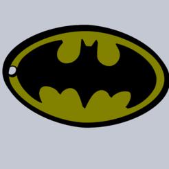 Captura abtman.PNG Download STL file batman key • 3D printable design, maxi1974