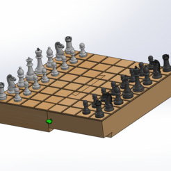 Captura04.PNG Download STL file chess • Template to 3D print, maxi1974