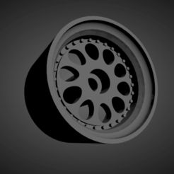 OZ Monza.png Download STL file OZ Monza rims with brakes and tires for Hot Wheels • 3D printable template, rob3rto